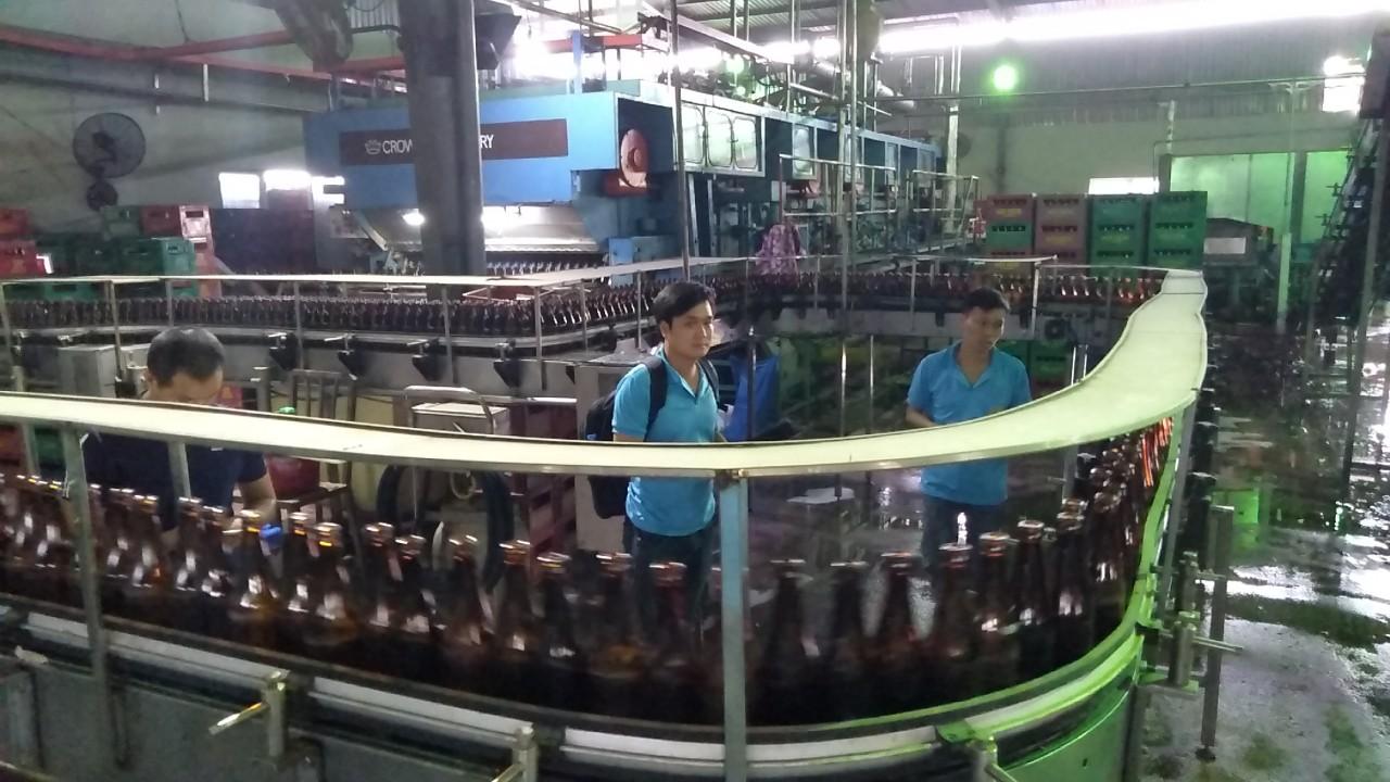 Băng tải và cơ cong băng tải Thuận Thành